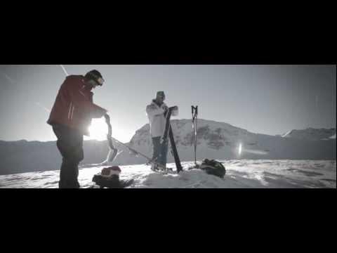 Grand ski à Val d'Isère
