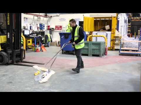TTS 'V' Sweeper | Seton UK