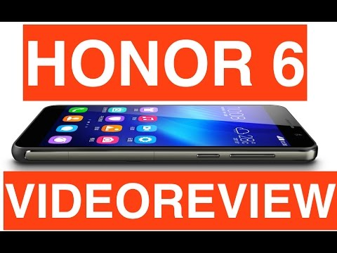 Video recensione Huawei Honor 6 completa