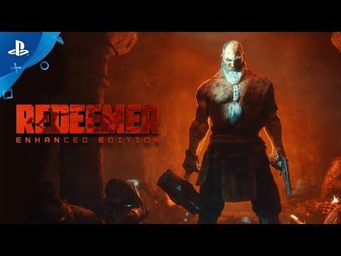 Redeemer: Enhanced Edition - Gamescom 2018 Gameplay Trailer | PS4 thumbnail