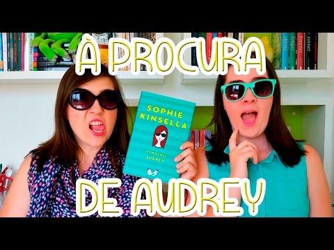 À Procura de Audrey | Book Review