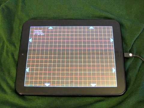HP TouchPad Android Port Gets Multitouch Support