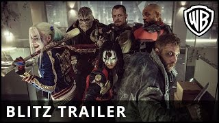 Suicide Squad - Official Trailer 3