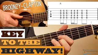 """""""Key to the Highway"""" 