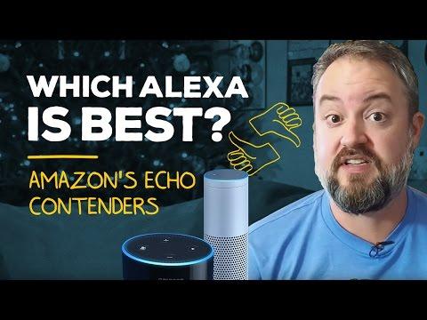 Amazon Echo or Echo Dot? ... BUY THIS ONE!!!