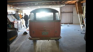 Barn Finds  VW Microbus Holy Grail, Bandit Trans Am, Shelby Mustang, 1971 'Cuda & more