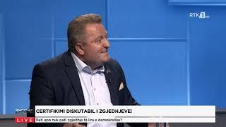 Debat - Certifikimi diskutabil i zgjedhjeve ! 09.03.2021