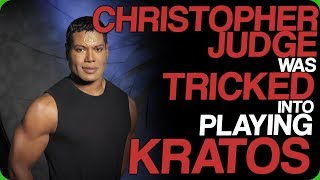 Chris Judge Was Tricked Into Playing Kratos (Favourite God of War Moments)