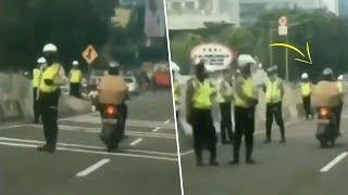 Video Viral Pengendara Motor Lolos dari Tilang di JLNT karena 'Black Card', Begini Kata Polisi