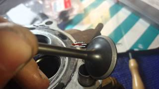 How To Replace Crf250 Valves