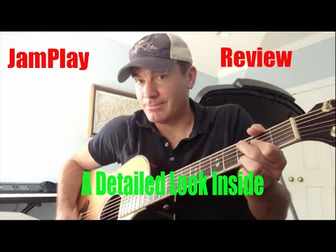 Best Online Guitar Lessons Reviews - JamPlay in Detail