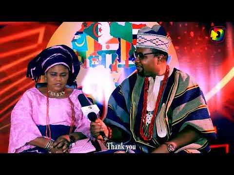 Abeni Agbon Interview on DeloniferaTV