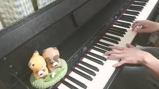 バンドリ![BanG Dream!]軌跡full弾いてみた【ピアノ】Roselia