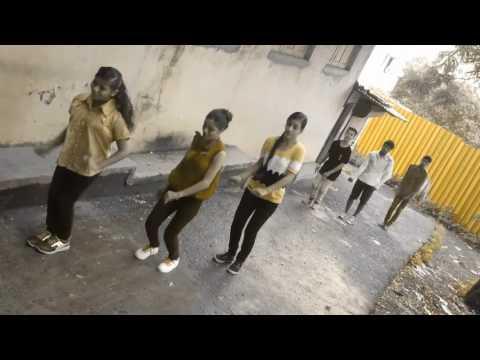 Disco disco choreographed by Kiran Gupta