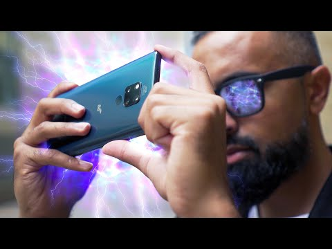 External Review Video MZym4UeAotQ for Huawei Mate 20 X 5G Smartphone