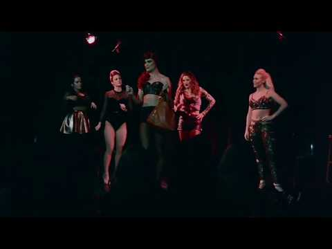 Glamorous Comedy Cabaret Video