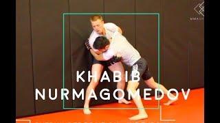 Khabib Nurmagomedov's 7 BEST Grappling Tactics