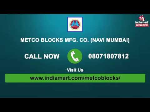 Manufacturer of Concrete Solid Blocks & Concrete Hollow Blocks by