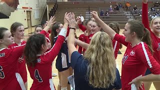 Falcons still perfect: Fitch's Bartlett passes 1,000 assists in big win over Howland