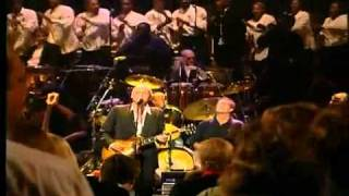 Dire Straits & Eric Clapton & Sting & Phil Collins - Money for Nothing (Live)