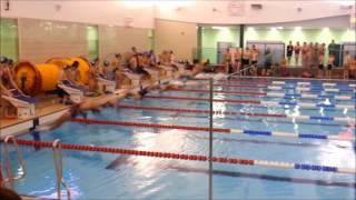 Swimmers vs Coaches IM Relay - Dan's Last Session : Guildford City Swimming Club