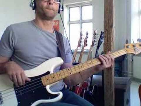 Bass groove school # 1 C7