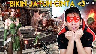 GAME ANDROID INI  GRAFISNYA MEMANJAKAN MATA BANGET ! PASTI JATUH CINTA ! - DARKNESS RISES INDONESIA