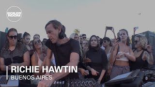 Richie Hawtin - Live @ Boiler Room Buenos Aires 2018