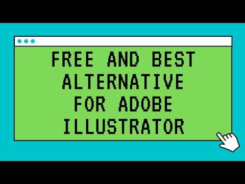 Free Alternative For Adobe Illustrator | Online Editor | Nation For All