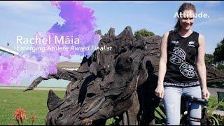 Rachel Māia - Attitude Awards 2018 Finalist