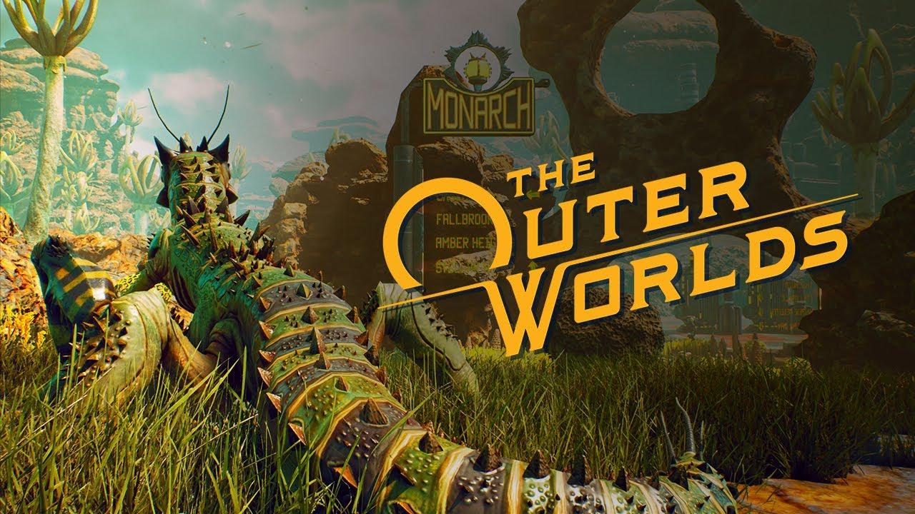 The Outer Worlds mostra la sua ambientazione in un nuovo trailer