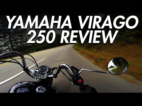 Yamaha Virago 250 Review | Best Beginner Cruiser Motorcycle – LIFE OF BRI