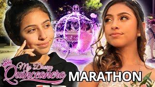 My Fairytale Quince! Brianna's Quince Marathon | My Dream Quinceañera