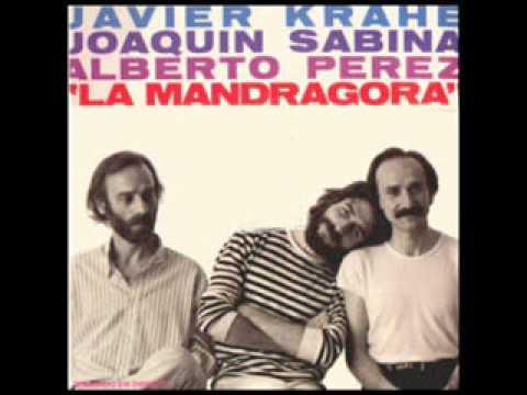 Círculos Viciosos [Javier Krahe, Joaquín Sabina y Alberto Perez - La Mandragora]