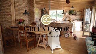 preview picture of video ' WNĘTRZARSKIE PODRÓŻE Green Canoe ODCINEK 1'
