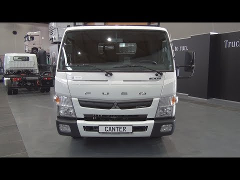 Mitsubishi FUSO Canter 2019 Price list (DP & Monthly