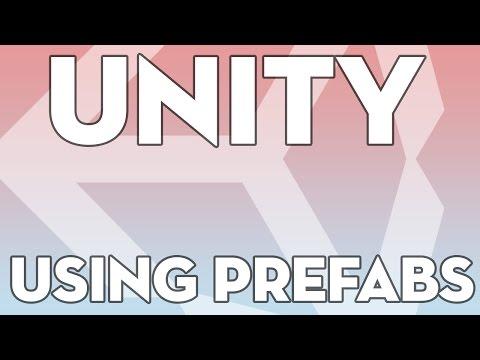 Unity Tutorials - Beginner 03 - Prefabs - Unity3DStudent.com