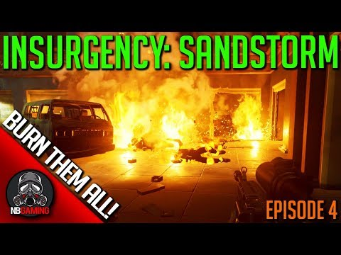 Insurgency: Sandstorm - Funny Moments and Highlights - Episode 4
