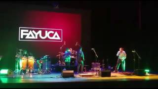 Fayuca -'Mary Jane live at herberger theater