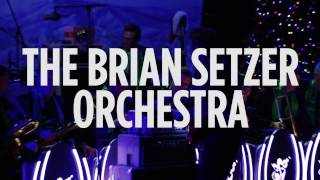 "The Brian Setzer Orchestra ""Let There Be Rock"" AC/DC Cover // SiriusXM // Outlaw Country"