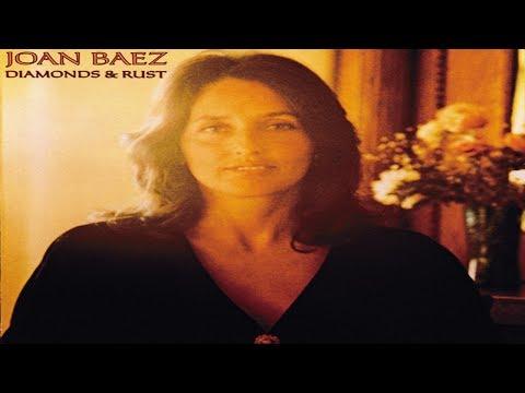Joan Baez -  Diamonds and Rust  ( Lyrics )
