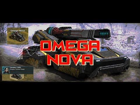 War Commander : Omega Nova - Corpus 195 (kill Omega Nova)