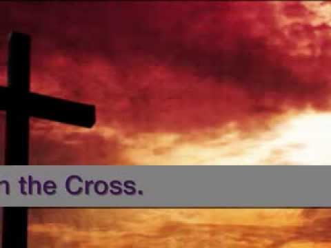 At the foot of the cross - Navaz D Cruz