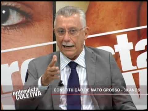 Entrevista coletiva   José Lacerda - dep. Constituinte bloco 1/2