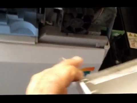 Lanier LD425c Touch Screen display panel problem Part 1