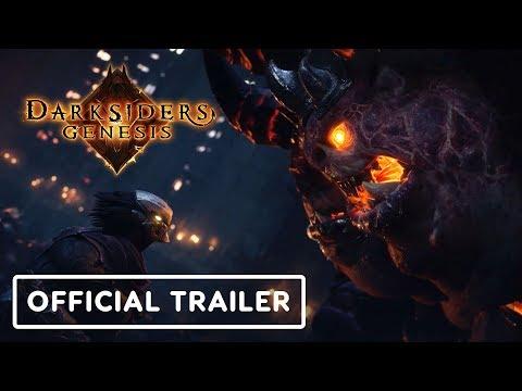 Darksiders Genesis - PS4