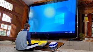 Building the Largest PC Setup