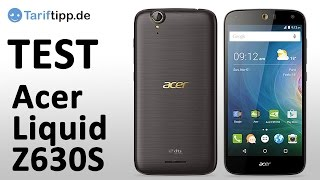Acer Liquid Z630S | Test deutsch