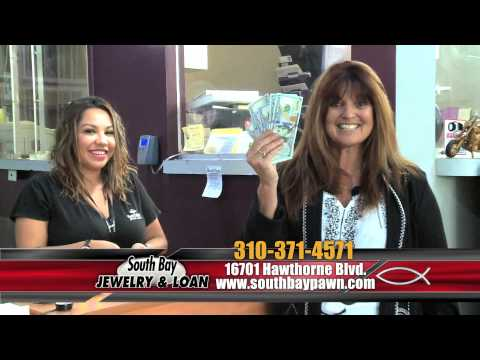 We speak Spanish at South Bay Jewelry & Loan