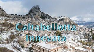 preview picture of video 'Caltabellotta Innevata'